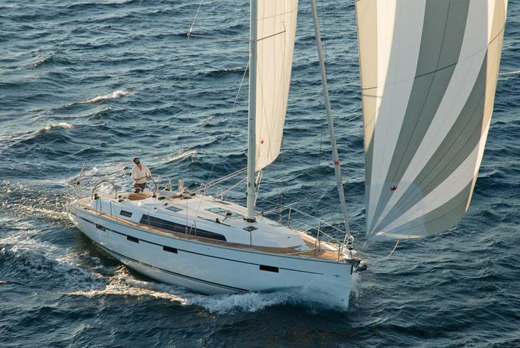 Discover Sibenik surroundings on this 41 Bavaria boat