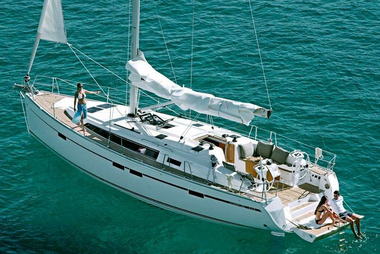 Bring your Friends and Sailo Croatia Aboard this Bavaria
