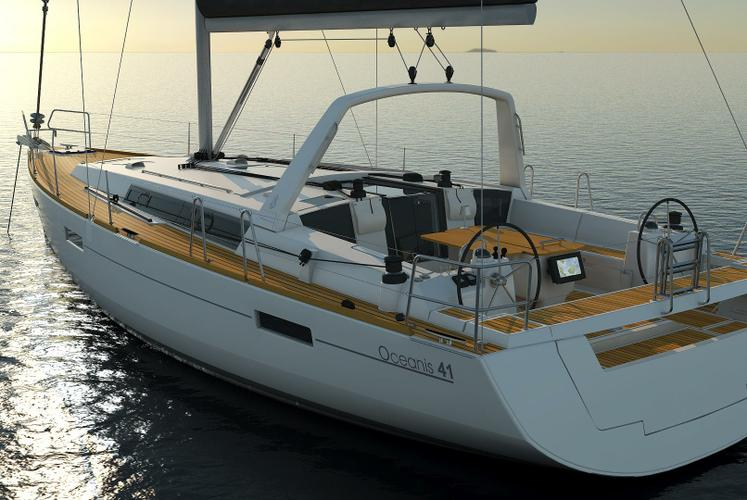 Boat for rent Beneteau 41.0 feet in marina zaton, Croatia