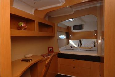This 41.0' Fountaine Pajot  cand take up to 10 passengers around Annapolis