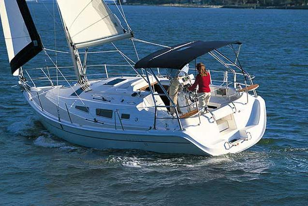Explore the Chesapeake on this Compact Sailboat