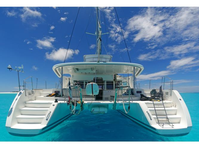Boat for rent Lagoon 45.0 feet in Alimos Marina,