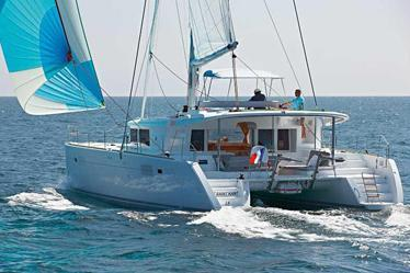 Boat for rent Lagoon 45.0 feet in Port Annapolis Marina, MD