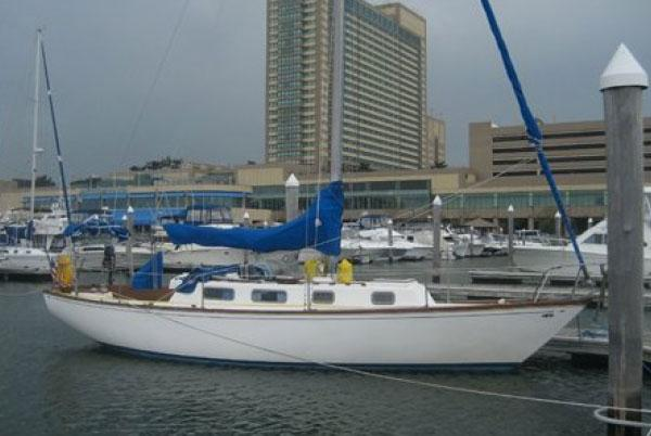 Rent A Tartan 34 34 Sailboat In Provincetown Ma On Sailo
