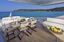 thumbnail-8 Azimut 86.0 feet, boat for rent in Elliniko, GR