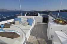 thumbnail-6 Falcon 116.0 feet, boat for rent in Elliniko, GR