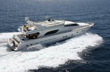 Speed around the Med aboard this Beautiful Ferretti