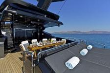 thumbnail-15 GOLDEN YACHTS 129.0 feet, boat for rent in Elliniko, GR