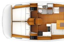 thumbnail-4 Jeanneau 44.0 feet, boat for rent in Dubrovnik, HR