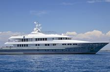 Charter this gorgeous yacht and take your trip to a new level