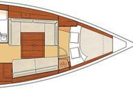 thumbnail-5 Beneteau 34.0 feet, boat for rent in Annapolis, MD