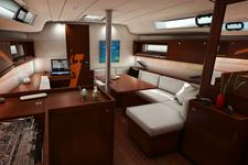 thumbnail-3 Beneteau 41.0 feet, boat for rent in Sibenik, HR