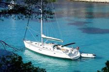Set sail in Ibiza on this beautiful Beneteau