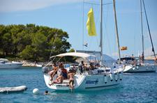 thumbnail-10 Beneteau 47.0 feet, boat for rent in Sant Antoni De Portmany, ES