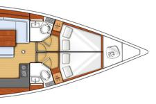 thumbnail-5 Beneteau 48.0 feet, boat for rent in Dubrovnik, HR