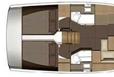 thumbnail-4 Dufour 38.0 feet, boat for rent in Dubrovnik, HR
