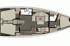 thumbnail-4 Dufour 41.0 feet, boat for rent in Dubrovnik, HR