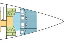 thumbnail-4 Dufour 50.0 feet, boat for rent in Dubrovnik, HR