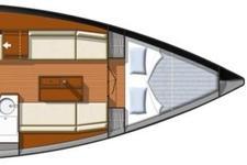 thumbnail-5 Jeanneau 33.0 feet, boat for rent in Dubrovnik, HR