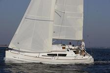 thumbnail-1 Jeanneau 33.0 feet, boat for rent in Sibenik, HR