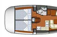 thumbnail-3 Jeanneau 36.0 feet, boat for rent in Dubrovnik, HR