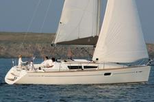 Honeymoon Sailing Boat