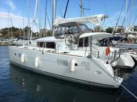 thumbnail-4 Lagoon 40.0 feet, boat for rent in Alimos, GR