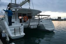 thumbnail-6 Lagoon 40.0 feet, boat for rent in Alimos, GR