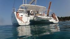 thumbnail-7 lagoon 40.0 feet, boat for rent in Halkidiki, GR