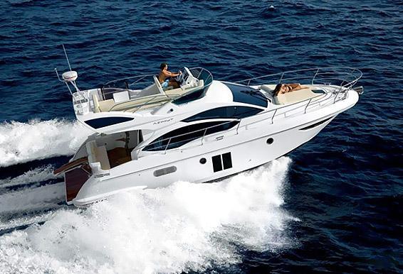 38.0 feet Azimut / Benetti Yachts in great shape