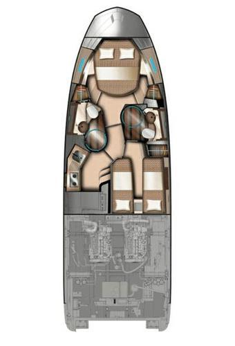 Azimut / Benetti Yachts's 38.0 feet in Zadar region