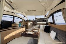 thumbnail-9 Azimut / Benetti Yachts 38.0 feet, boat for rent in Zadar region, HR