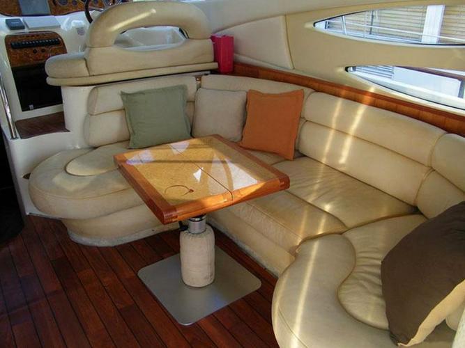 Motor yacht boat rental in Marina Dalmacija, Sukosan, Croatia