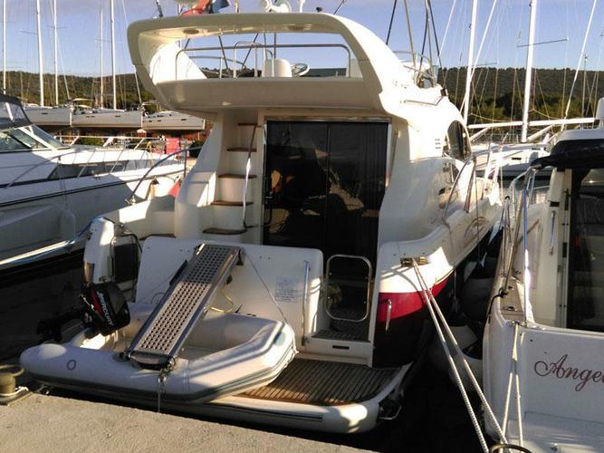 Boat for rent Azimut / Benetti Yachts 39.0 feet in Marina Dalmacija, Sukosan, Croatia