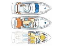 thumbnail-2 Azimut / Benetti Yachts 39.0 feet, boat for rent in Zadar region, HR