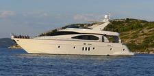 thumbnail-1 Azimut / Benetti Yachts 75.0 feet, boat for rent in Zadar region, HR