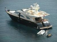 thumbnail-1 Azimut / Benetti Yachts 78.0 feet, boat for rent in Zadar region, HR