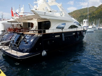 thumbnail-2 Azimut / Benetti Yachts 78.0 feet, boat for rent in Zadar region, HR
