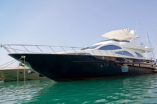 thumbnail-3 Azimut / Benetti Yachts 78.0 feet, boat for rent in Zadar region, HR