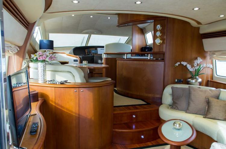Boat for rent Aicon Yachts 57.0 feet in Marina Alimos (Kalamaki),