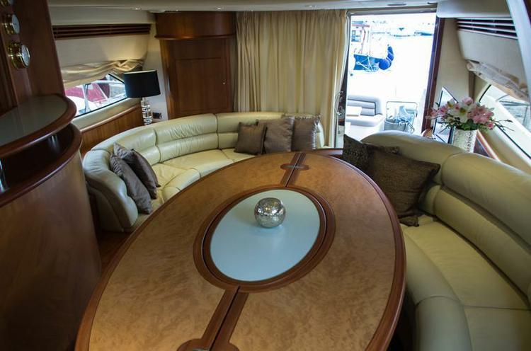 57.0 feet Aicon Yachts in great shape