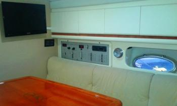 Boat for rent Cranchi 38.0 feet in Marina Tribunj, Croatia