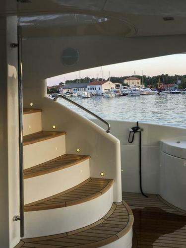 Boat for rent DOMINATOR SHIPYARD 78.0 feet in ACI Marina Opatija Icici,