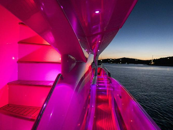 Boating is fun with a Motor yacht in Istra