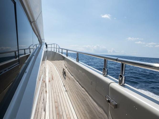 Motor yacht boat rental in ACI Marina Opatija Icici,