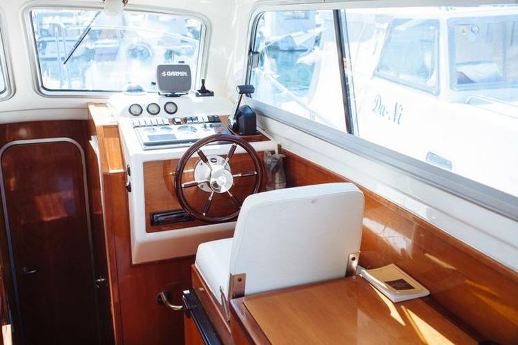 Boat for rent Damor 29.0 feet in Marina Tankerkomerc, Zadar,
