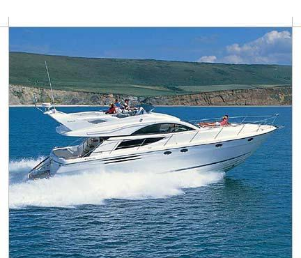 Fairline Boats's 51.0 feet in Šibenik region