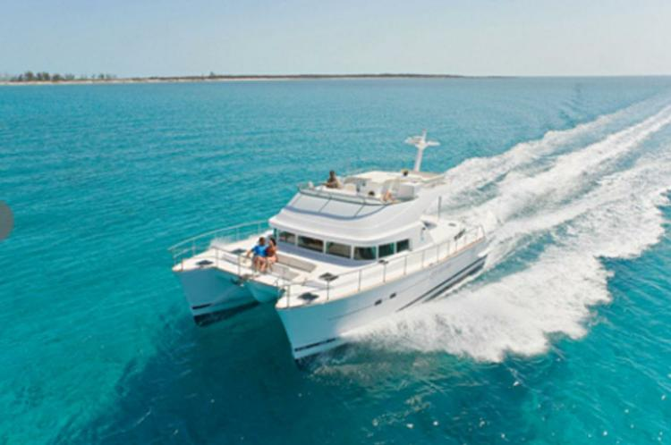 Enjoy the Sunroof on this Beautiful Catamaran