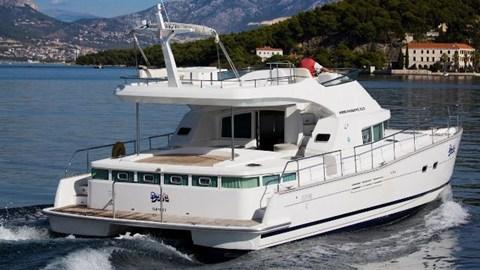 Boat for rent Lagoon-Bénéteau 42.0 feet in Marina Nava, Split,