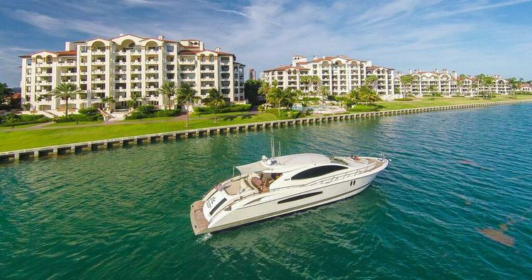 Explore Miami in Luxury aboard this Gorgeous Yacht